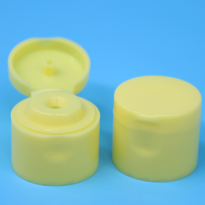 Wholesale 24/410 plastic flip  cap,color accept customized.